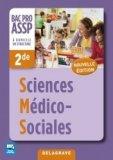 Sciences Médico-Sociales (SMS) 2de Bac Pro ASSP (2017) - Pochette élève