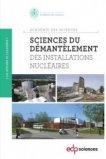 Sciences du démantèlement des installations nucléaires