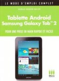 Tablette Andro�d Samsung Galaxy Tab 2
