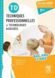 TD Techniques professionnelles et technologies associées