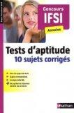 Tests d'aptitude