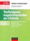 Techniques exp�rimentales en Chimie