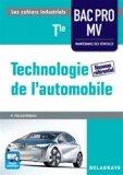 Technologie de l'automobile Tle Bac Pro MV (2016) - Pochette élève