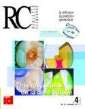 Thérapeutiques de la dent pulpée
