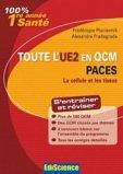 Toute l'UE2 en QCM 1re année Santé