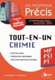 Tout-en-un Chimie MP PSI PT