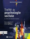 Trait� de psychologie sociale