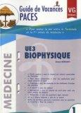 UE3 Biophysique