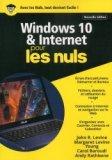 Windows 10 et internet pour les nuls