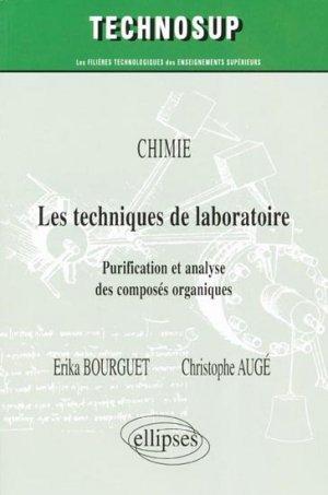 les techniques de laboratoire pdf