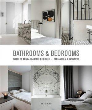 Salles de bains & Chambres à coucher - Collectif - 9782875500397 ...