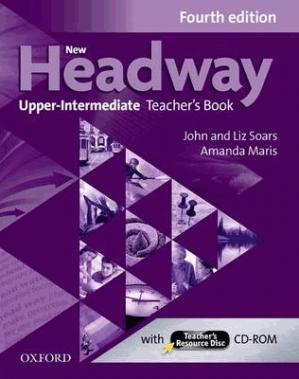 New Headway Upper-Intermediate B2 Teacher's Book + Teacher's Resource Disc  This pack includes: Teacher's Book and Teacher's Resource Disc